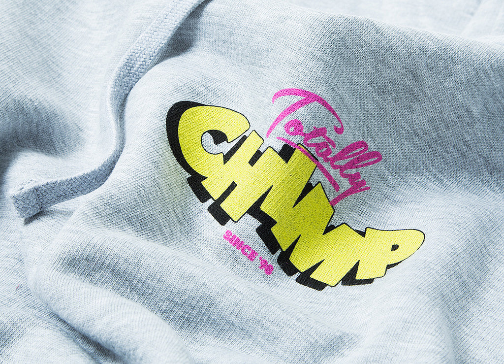 Chimp Totally Pullover Hoody - Heather Grey