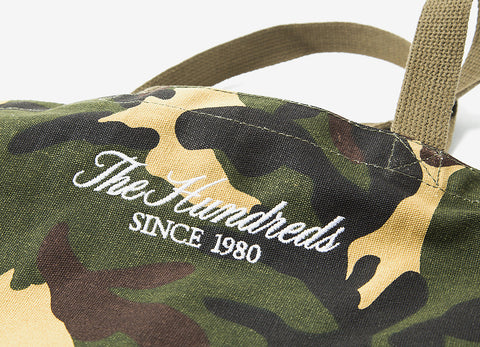 The Hundreds Rich Tote Bag - Camo