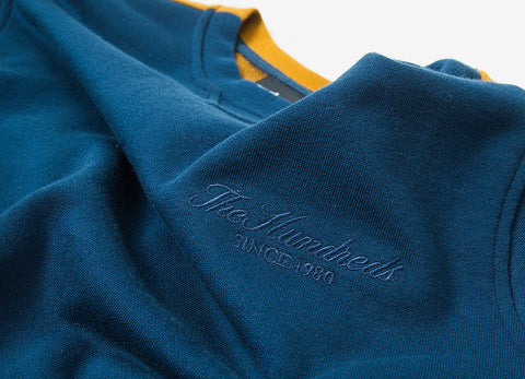 The Hundreds Steady Crew Sweatshirt - Navy