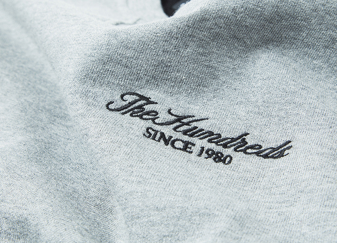 The Hundreds Steady Crew Sweatshirt - Athletic Heather