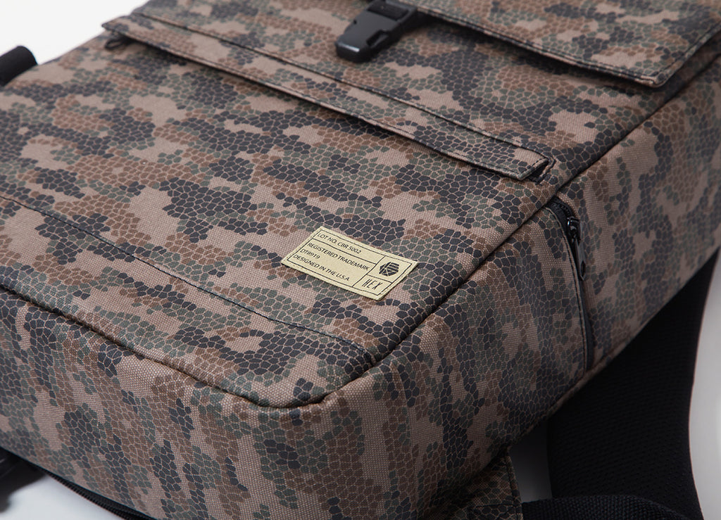 HEX Medium DSLR Backpack - Calibre Geo Camo