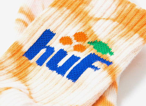 HUF Soda Socks - Orange