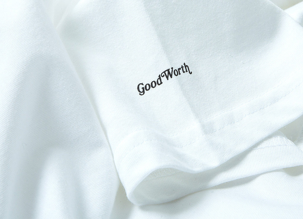 Good Worth & Co Sincerely Yours T Shirt - White