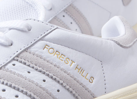 adidas Originals Forest Hills Shoes - Ftwr White/Cream White/Crystal White