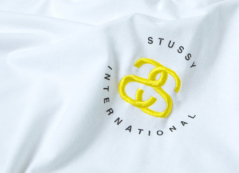 Stussy International T Shirt - White