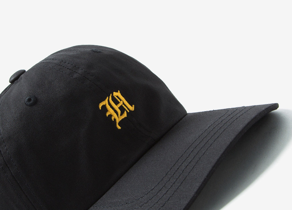 The Hundreds Oldie Dad Cap - Black