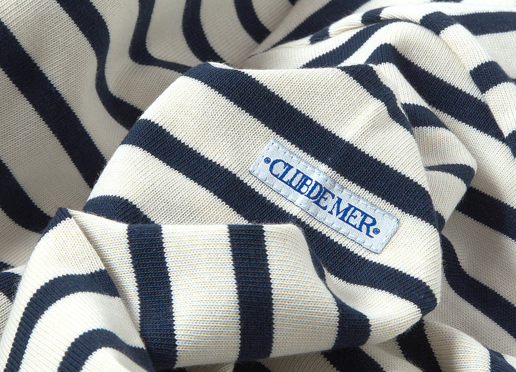 Club de Mer Submariner Shirt - Navy
