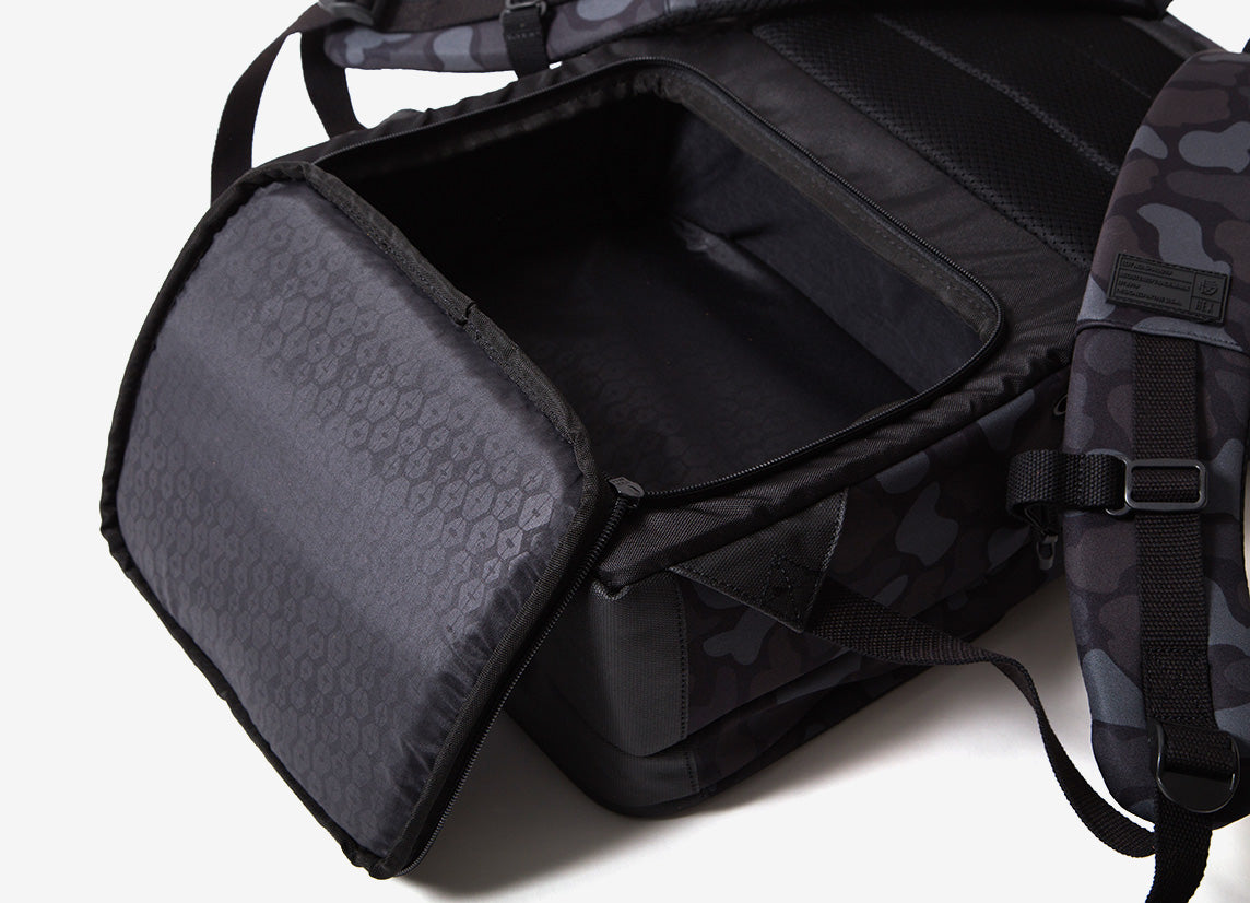 HEX Shadow Camo Sneaker Backpack - Allover