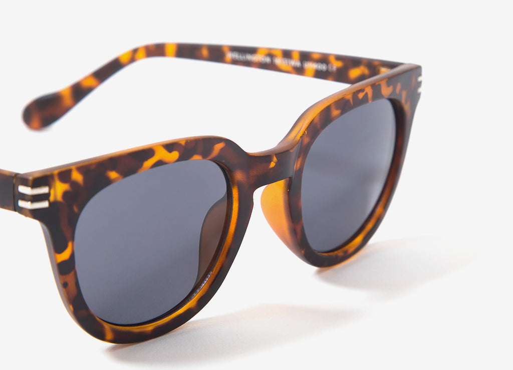 CHPO Wellington Sunglasses - Tortoise