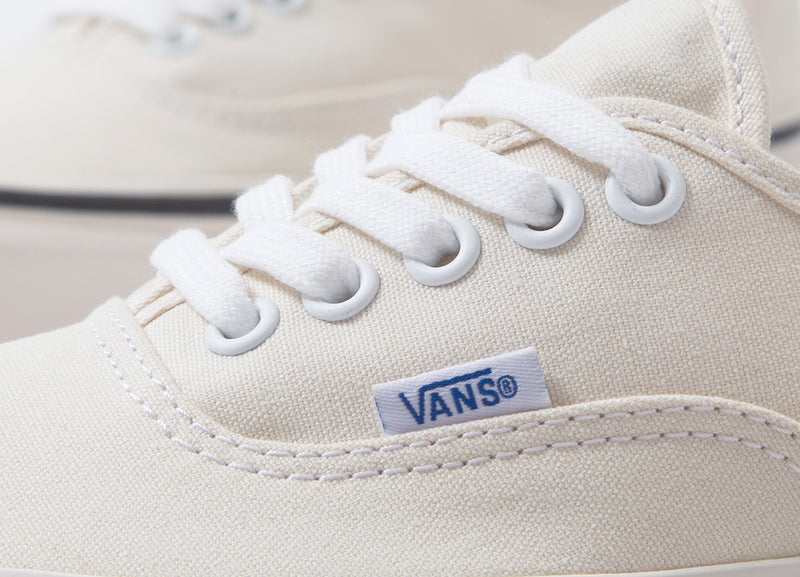 Vans Authentic 44 DX 'Anaheim Factory' Shoes - Classic White
