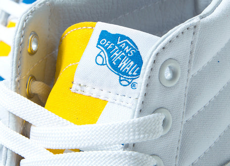Vans 1966 Sk8-Hi Re-Issue Shoe - True White