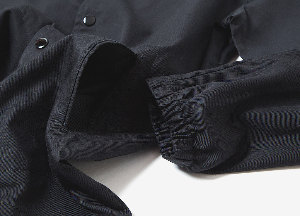 HUF MFG Station Coach Jacket - Black
