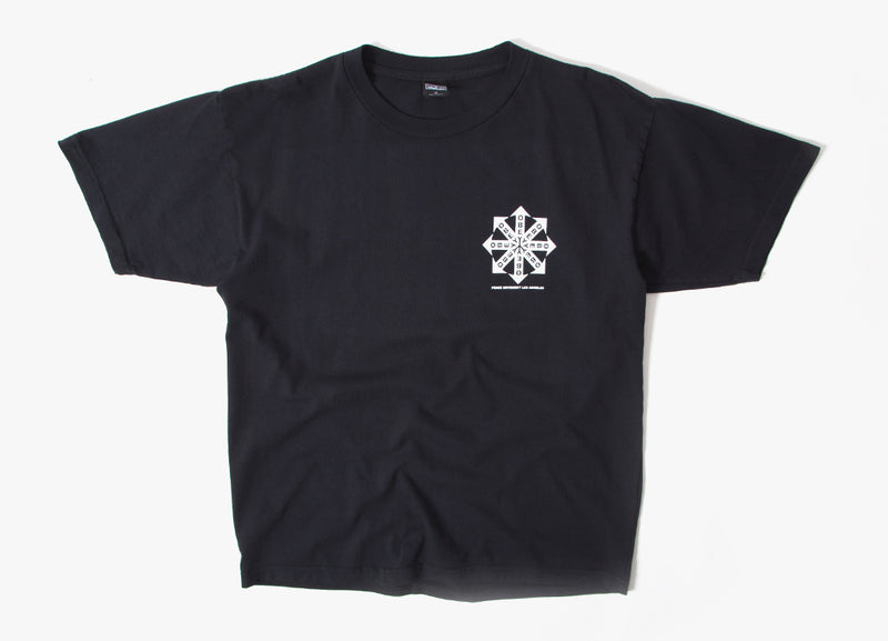 Obey Peace Movement T Shirt - Off Black