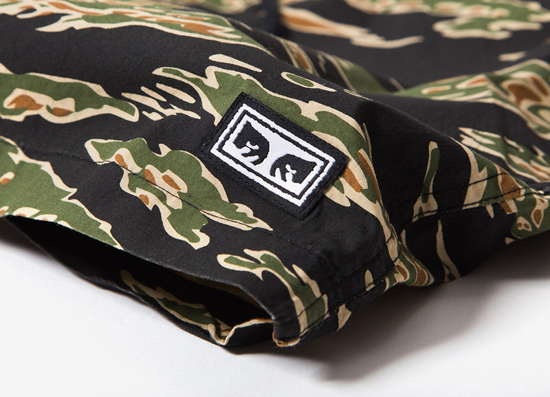 Obey Easy Jungle Shorts - Camo