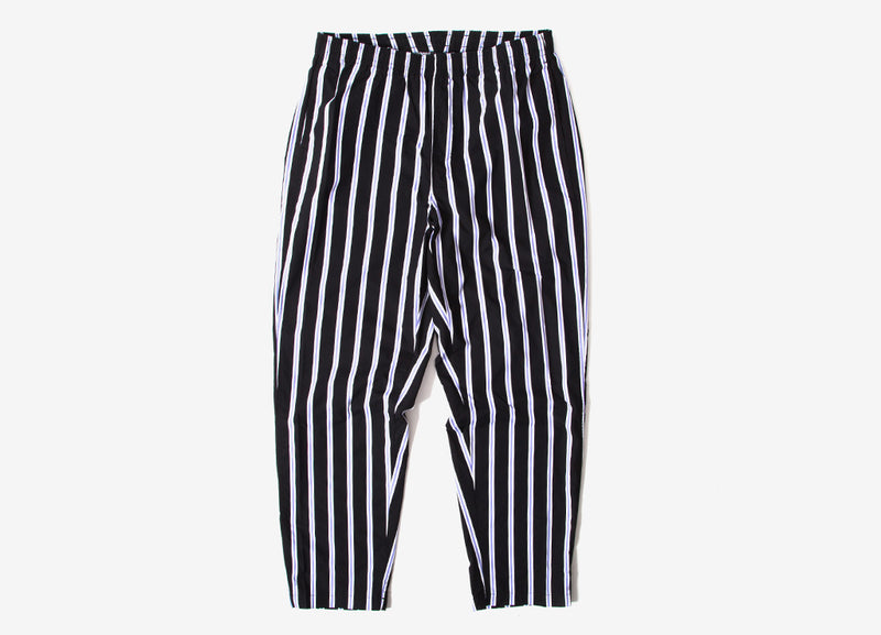 Obey Easy Stripe Pants - Black/Multi