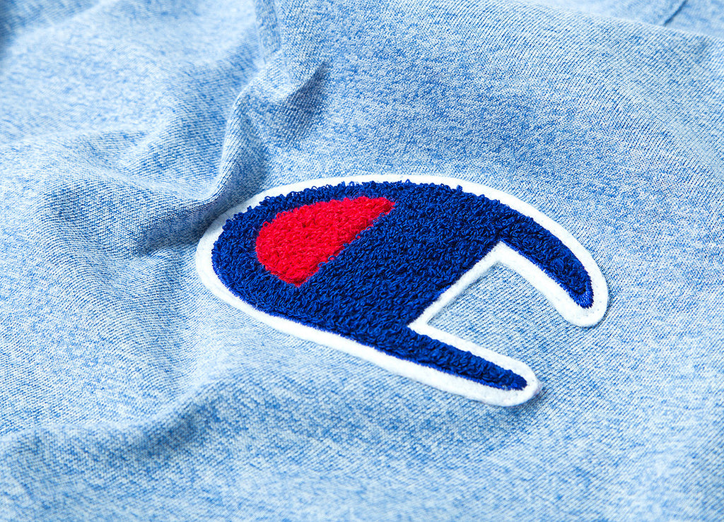 3a617c1de Champion | Champion Reverse Weave Chenille Logo Tee at The Chimp Store