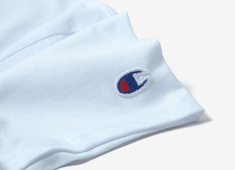 Champion Reverse Weave Classic T Shirt - White