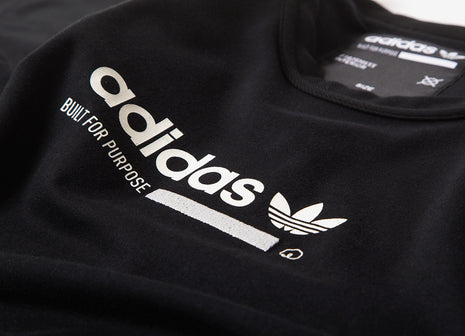 adidas Originals Kaval T Shirt - Black