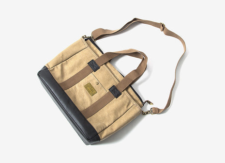 HEX Infinity Laptop Work Bag - Khaki