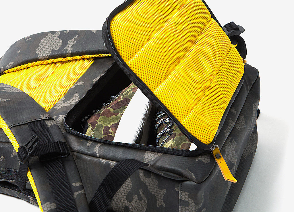 HEX Calibre Sneaker Backpack - Camo