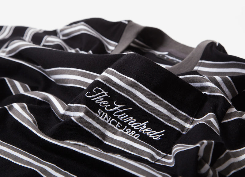 The Hundreds Segundo Pocket T Shirt - Black