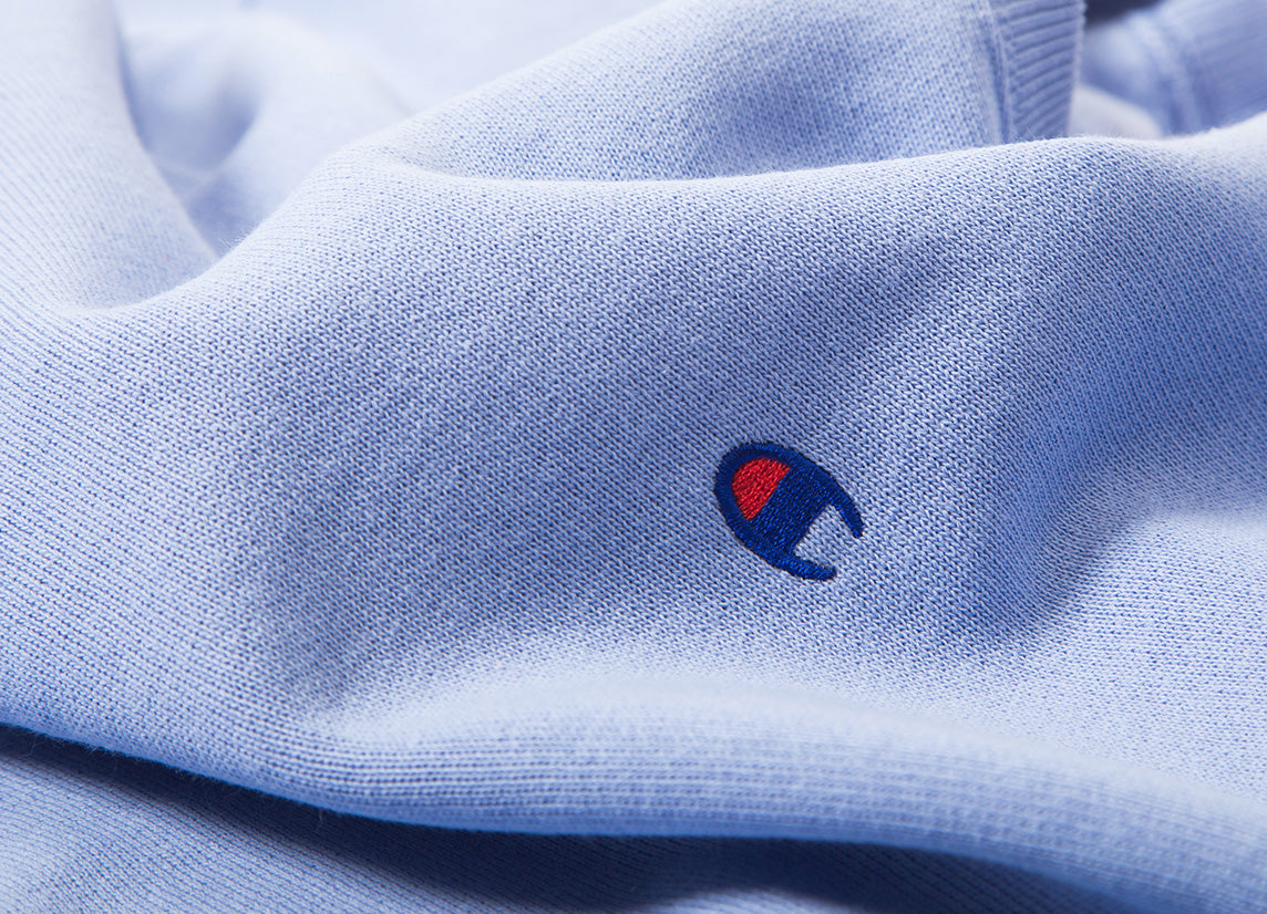 Champion Reverse Weave Sweatshirt - Light Blue