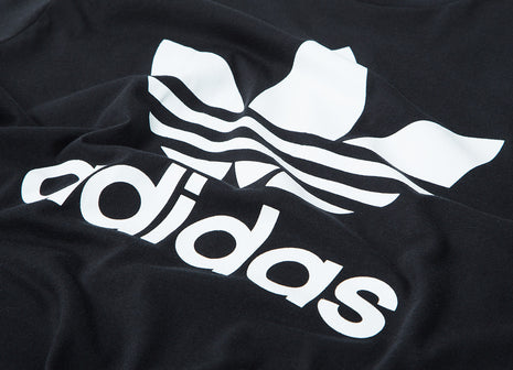 adidas Originals Trefoil T Shirt - Black