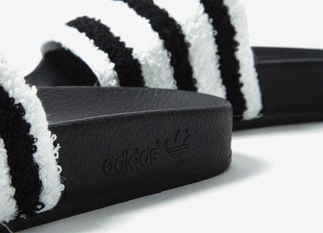 adidas Originals Adilette Slides  - Core Black