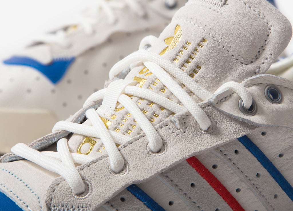 0bbea966 adidas Originals Rivalry RM Low Shoes - Cloud White/Crystal White