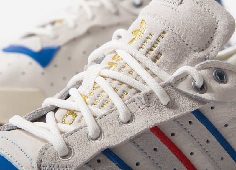 adidas Originals Rivalry RM Low Shoes - Cloud White/Crystal White