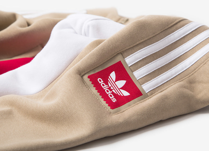 adidas Originals Modular 2 Fleece - Hemp
