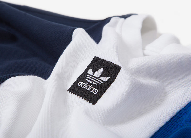 adidas Originals Tripart T Shirt - Navy/White/Royal