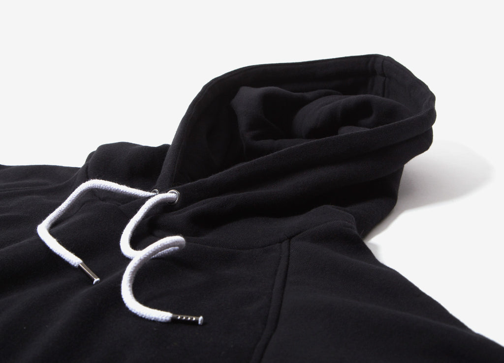 The Hundreds Theory Pullover Hoody - Black