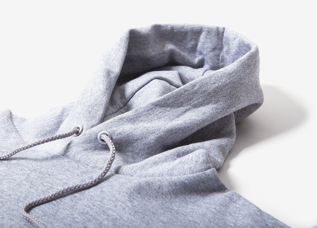 The Hundreds Modesto Pullover - Athletic Heather