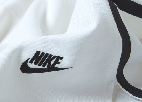 Nike Tech Fleece Vest - White
