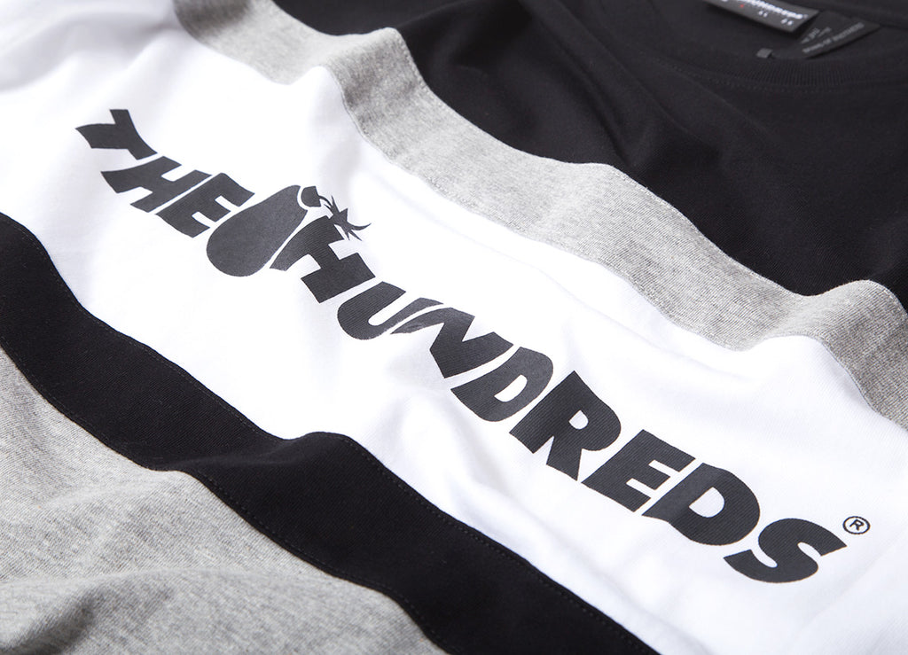 The Hundreds Club Knit T Shirt - Athletic Heather