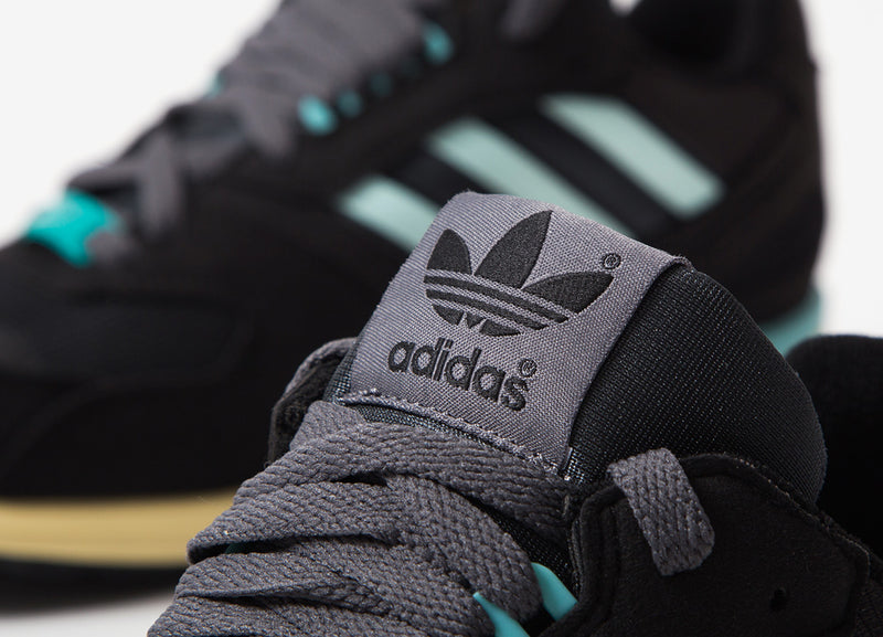 adidas Originals ZX 4000 Shoes - Black/Mint