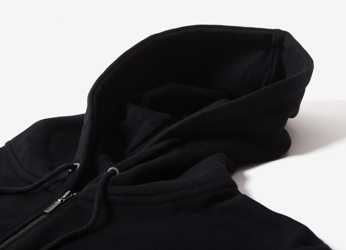 HUF Relay French Terry Pullover Hoody - Black