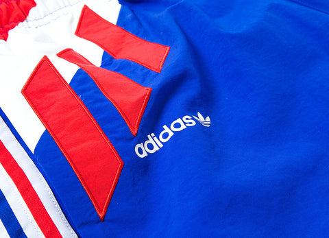 adidas Originals Tri-Colore Shorts - Bold Blue