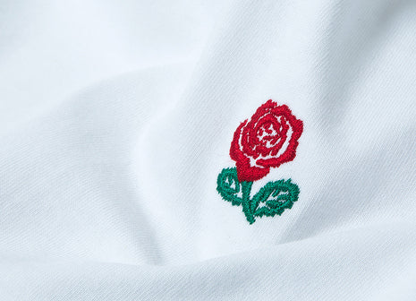 The Hundreds Rose English L/S T Shirt - White