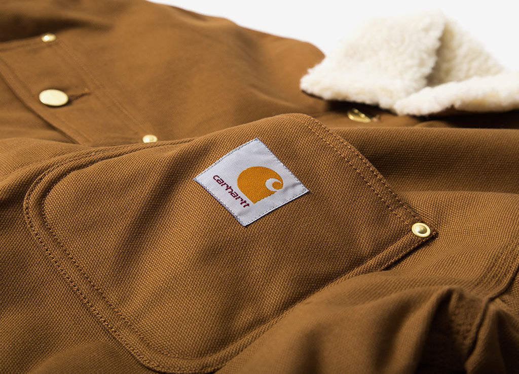 Carhartt Fairmount Coat - Hamilton Brown