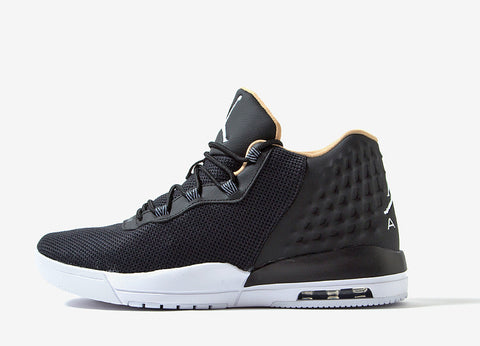 Air Jordan Academy Shoes - Black/White-Cool Grey