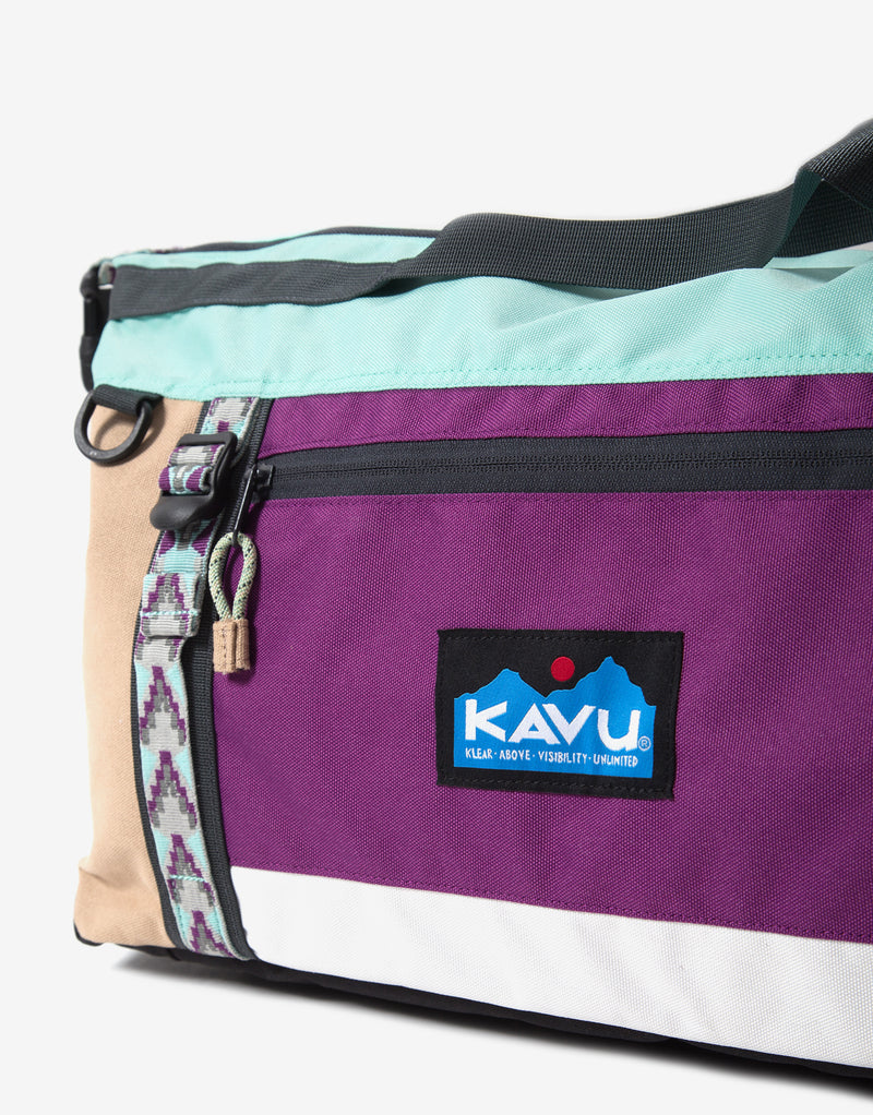 KAVU Little Feller Duffle Bag - Spring Glacier