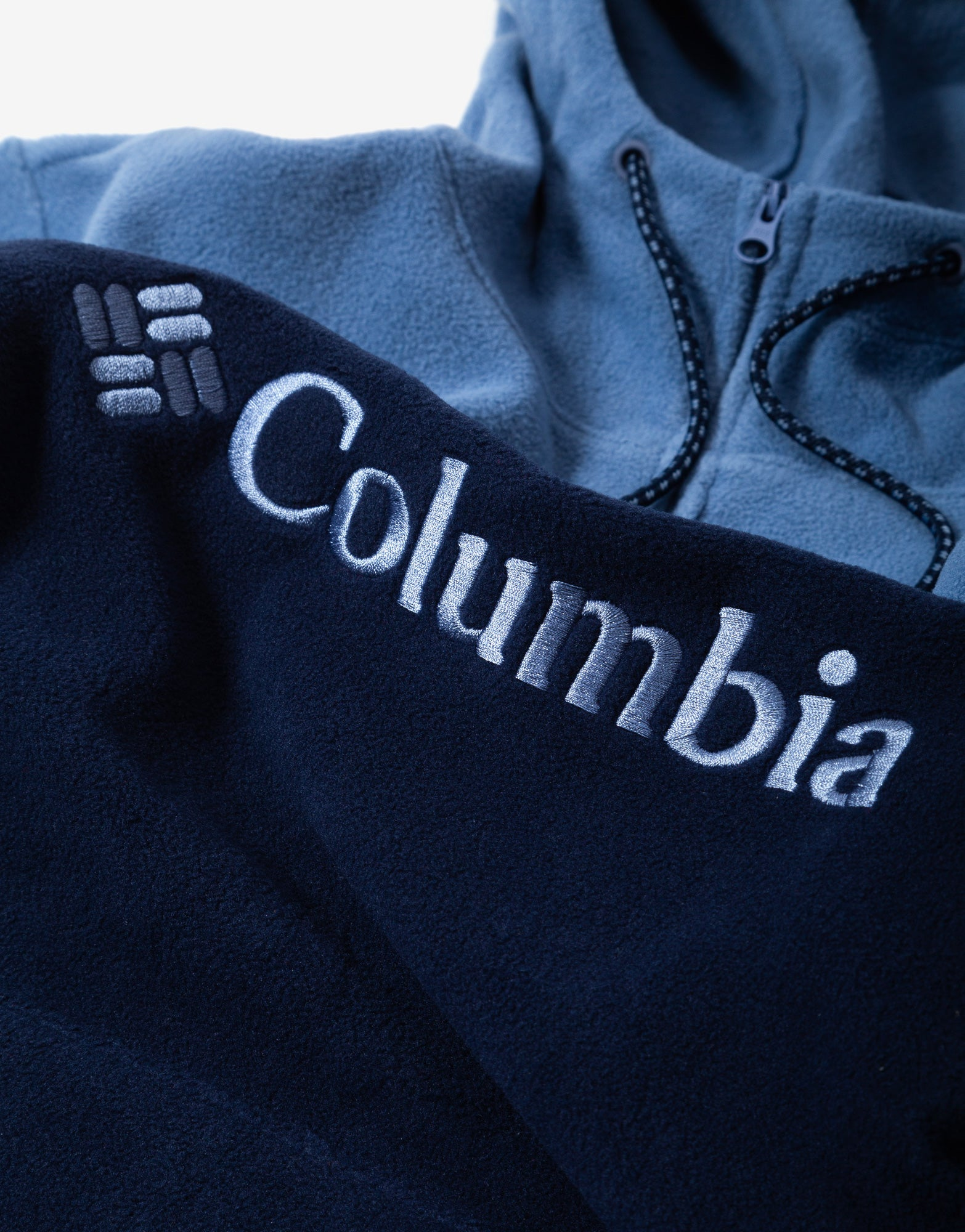 Columbia Lodge II Fleece Hoody - Collegiate Navy/Blue