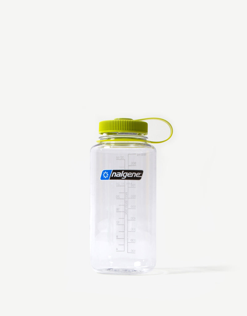 Nalgene 32oz WM Water Bottle - Clear