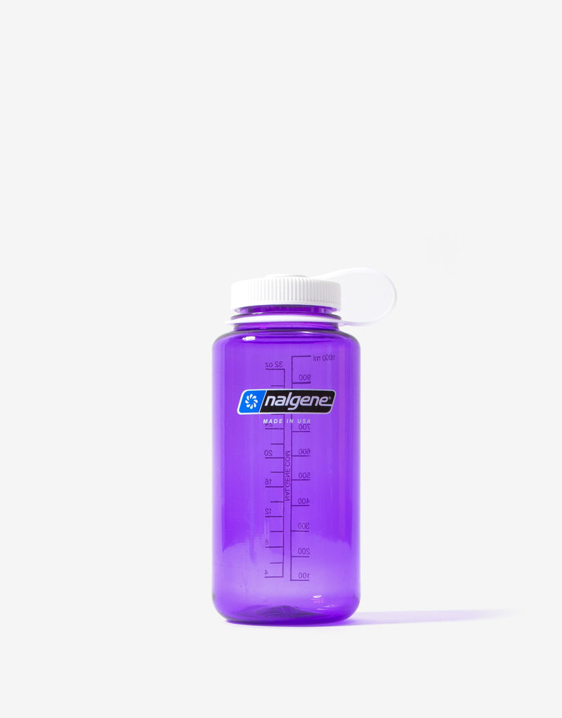 Nalgene 32oz WM Water Bottle - Purple