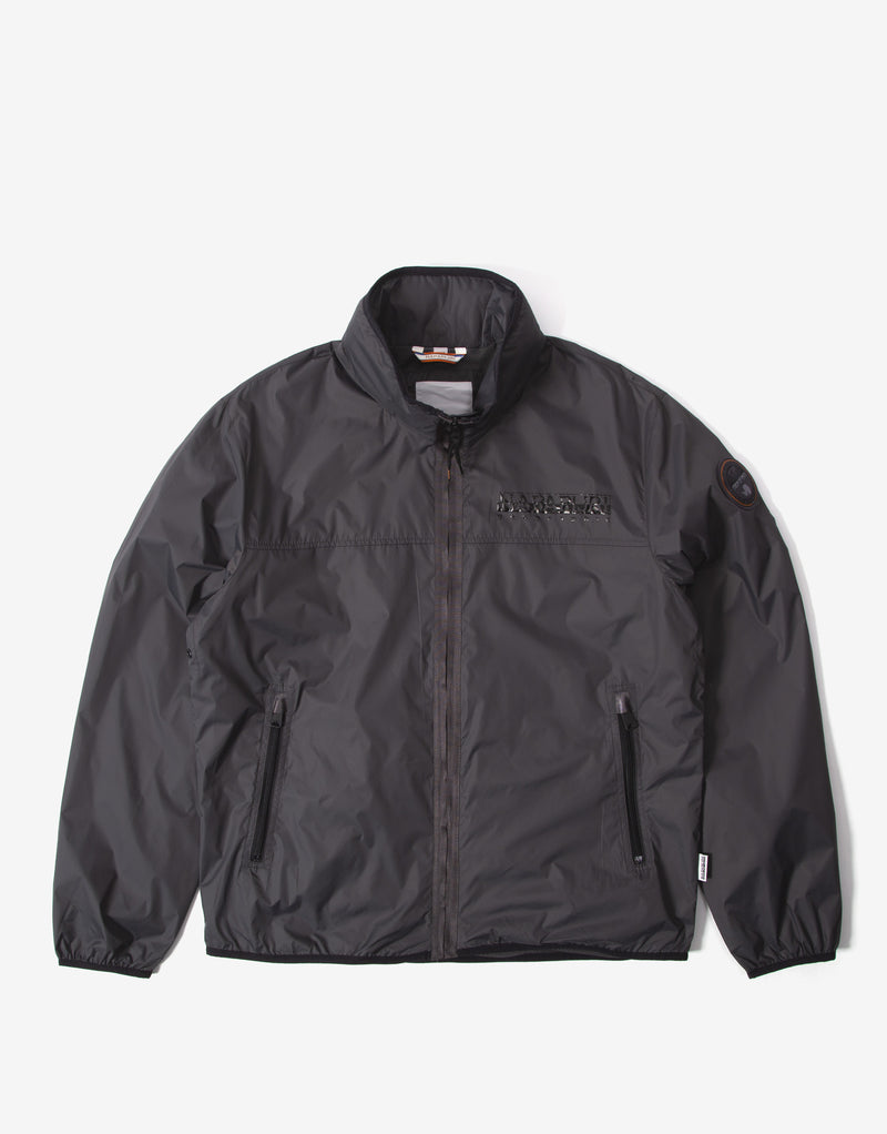 Napapijri Arino Jacket - Dark Grey Solid