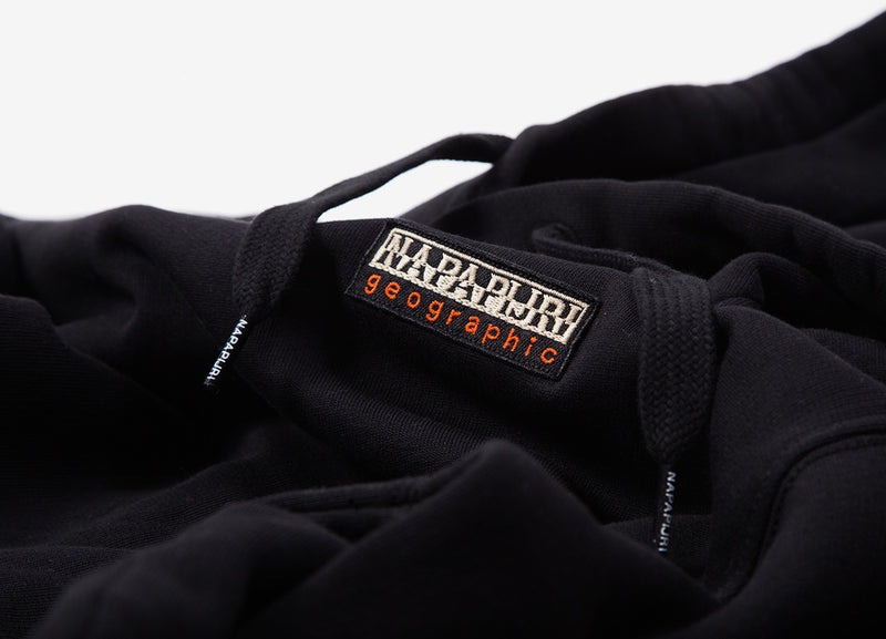 Napapijri Base H Hoody - Black