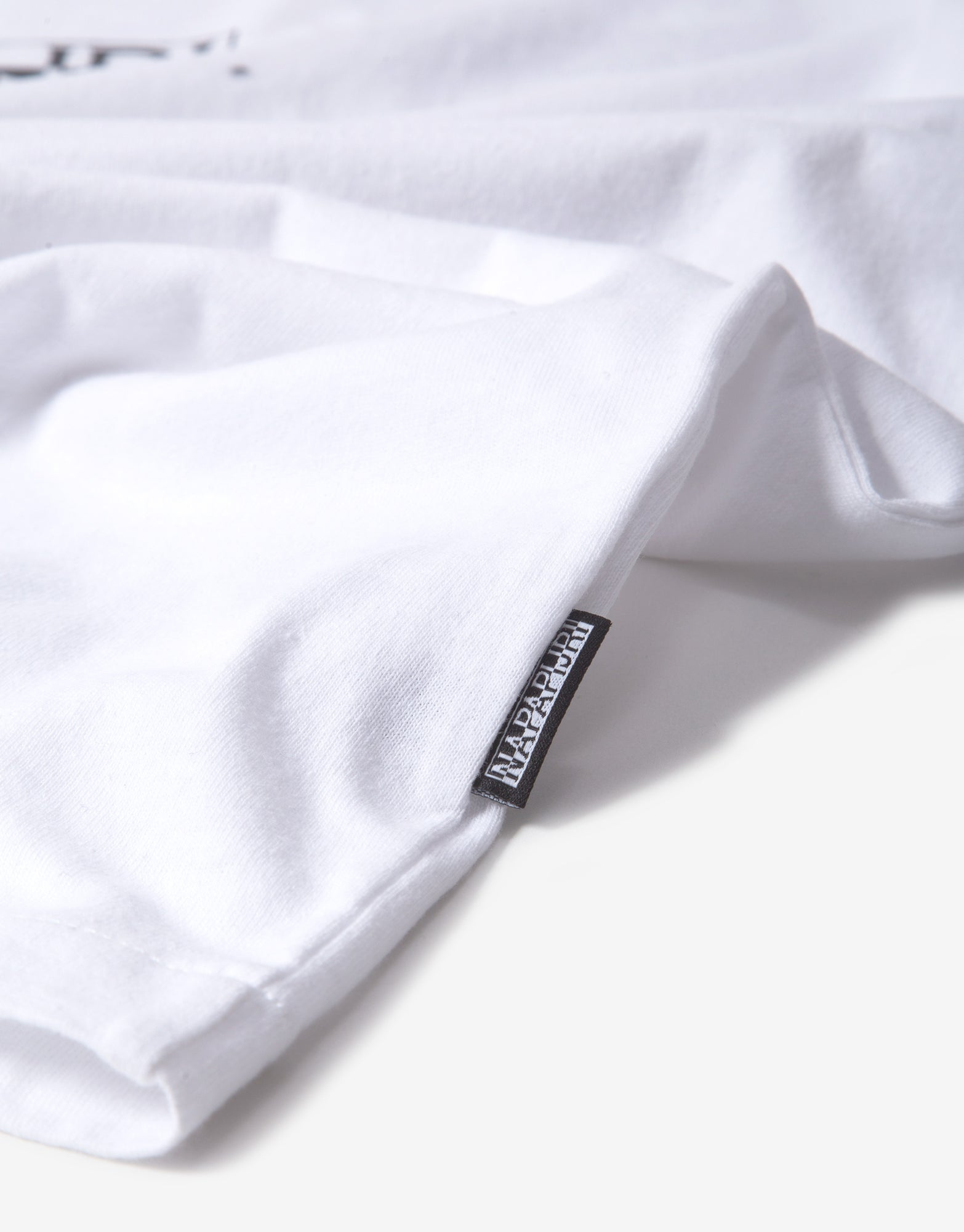 Napapijri S-Box T Shirt - Bright White
