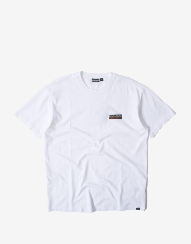 Napapijri Sase T Shirt - Bright White